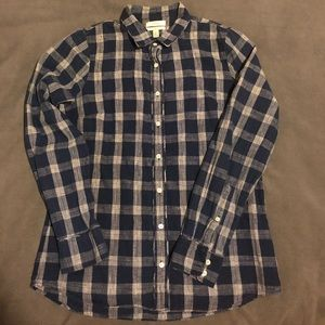 J. Crew Women's Button Down Shirt